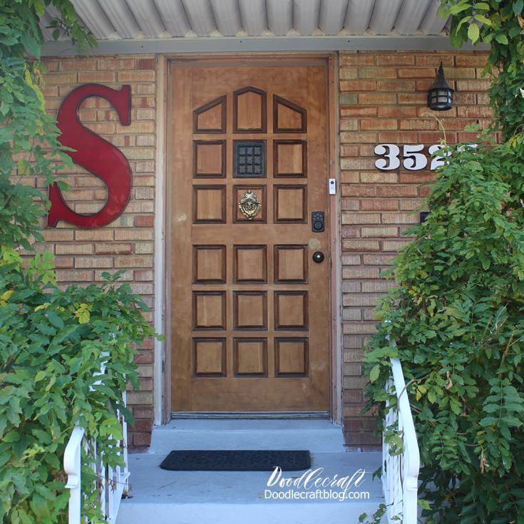 Genial Front Door Refinishing!